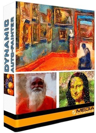 MediaChance Dynamic Auto Painter PRO 5.0.4 Portable (x86/x64) (2017) Русский