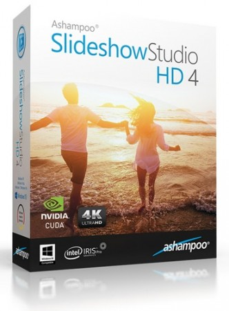 Ashampoo Slideshow Studio HD 4.0.8.9 RePack + Portable (2018) Multi / Русский