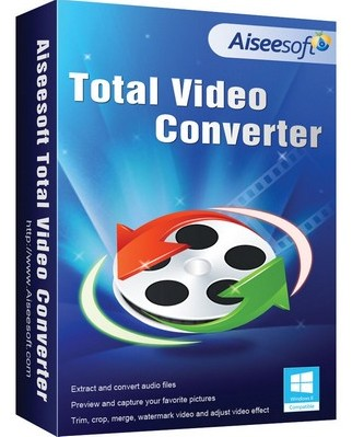 Aiseesoft Total Video Converter 9.2.12 RePack (2017) Русский / Английский