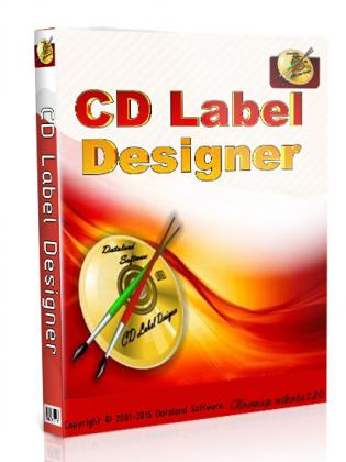 Dataland CD Label Designer 7.0.1.741 (2017) MULTi / Русский