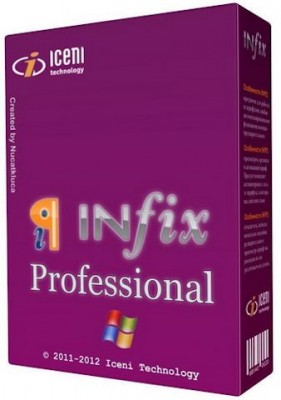 Infix PDF Editor Pro 7.2.2 RePack by KpoJIuK (2017) Multi/Русский