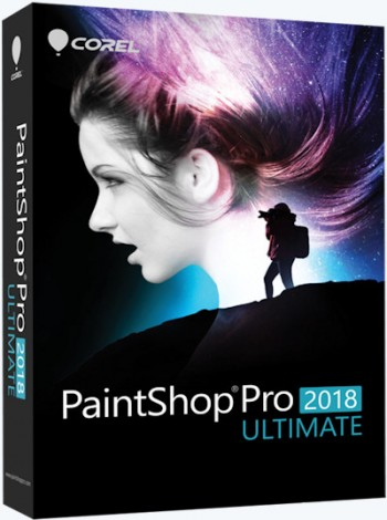Corel PaintShop Pro 2018 Ultimate 20.0.0.132 Retail + Content (2017) Multi/Русский