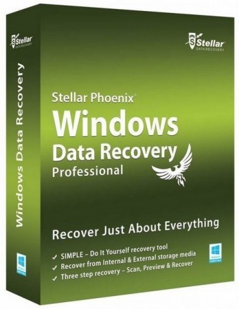Stellar Phoenix Windows Data Recovery Pro 7.0.0.3 RePack (2017) Русский
