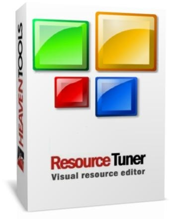 HeavenTools Resource Tuner 2.10 Portable (2017) Русский