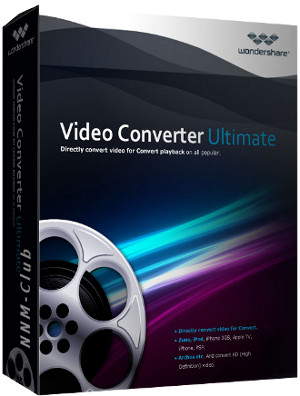 Wondershare Video Converter Ultimate 10.2.1 (2017) Multi / Русский