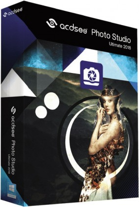 ACDSee Photo Studio Ultimate 2018 11.0.1196 RePack by D!akov (2017) Русский / Английский