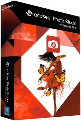 ACDSee Photo Studio Professional 2018 11.2.888 RePack by KpoJIuK (2018) Русский / Английский