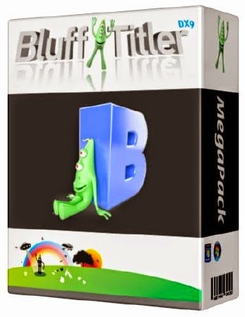 BluffTitler Ultimate 14.1.0.0 RePack & Portable (2018) Multi / Русский
