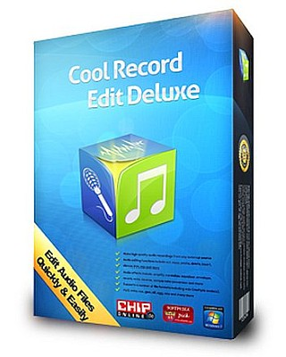 Cool Record Edit Deluxe 9.8.0 (2017) Multi/Русский