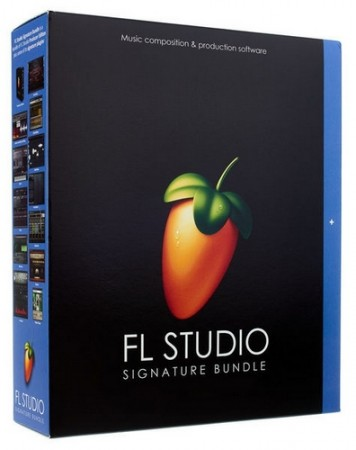 FL Studio Producer Edition 12.5.1.5 (build 5) Signature Bundle (2017) Английский