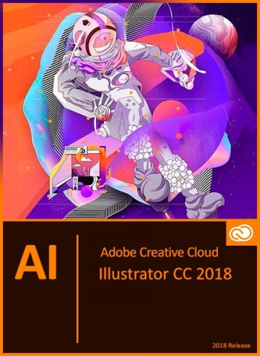 Adobe Illustrator CC 2018 v22.0.1 (x86/x64) (2017) Русский