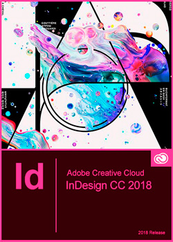 Adobe InDesign CC 2018 13.1.0.76 RePack by KpoJIuK (2018) Multi/Русский