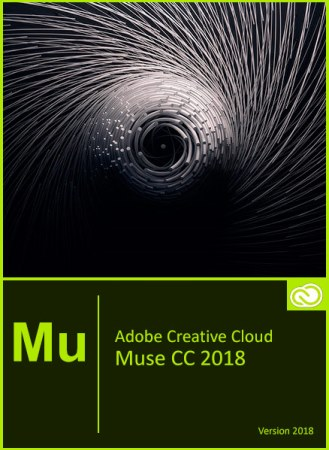 Adobe Muse CC 2018 1.0.266 RePack by KpoJIuK (2018) Multi/Русский