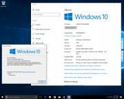 Windows 10 Version 1703 with Update (x86-x64) AIO [32in2] adguard v17.10.11 (2017) Русский