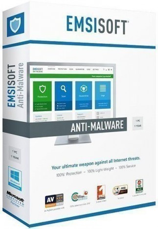 Emsisoft Anti-Malware 2017.10.1.8165 (2017) Multi / Русский