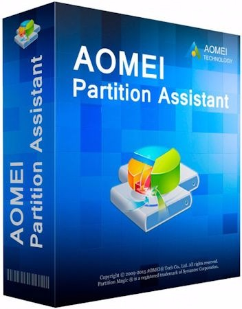 AOMEI Partition Assistant Professional / Server / Technician / Unlimited Edition 6.6 Retail (2017) Multi/Русский