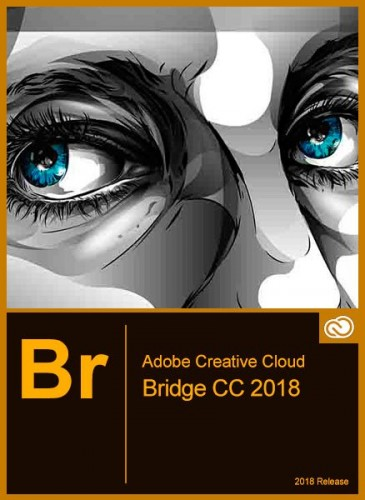 Adobe Bridge CC 2018 8.0.1.282 RePack by KpoJIuK (2018) Multi/Русский