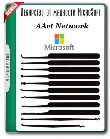 AAct Network v1.0.1 Portable (2017) Русский