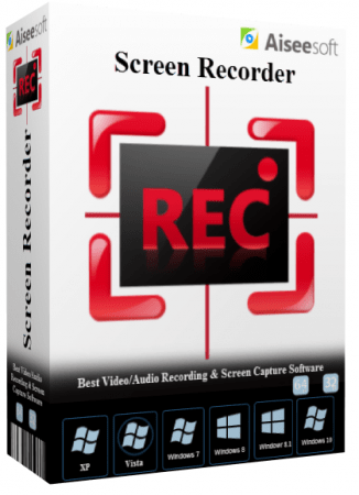 Aiseesoft Screen Recorder 1.1.28 RePack (2018) Multi/Русский
