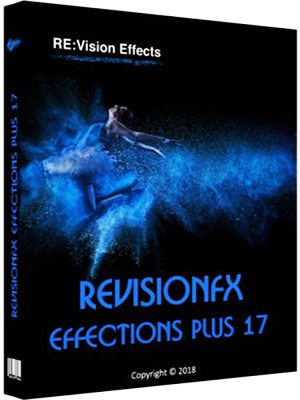 RE Vision FX Effections Plus 17.0 RePack (2018) Английский