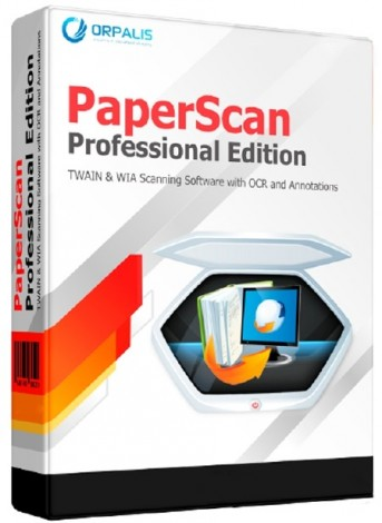 ORPALIS PaperScan Professional Edition 3.0.60 (2018) Multi / Русский