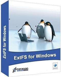 Paragon ExtFS for Windows 4.2.651 4.2 651 x86 x64 [2017, ENG]